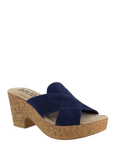 Bella-Vita Lor-Italy Slide Sandal