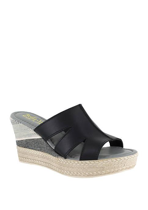 Bella-Vita Rox-Italy Slide Sandal