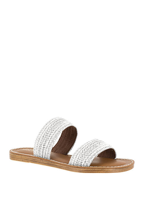 Imo Italy Slide Sandal