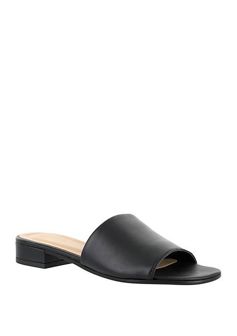Bella-Vita Tes Italy Slide Sandal