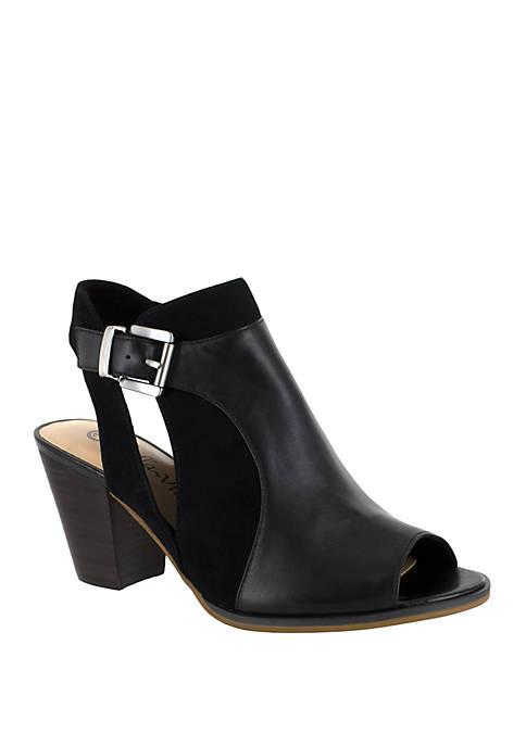 Kellan Block Heel Sandal