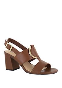 d5fffa6a4742eb Clarks Brinkley Coast Black Sandals · Bella-Vita Tanya Slingback Sandal