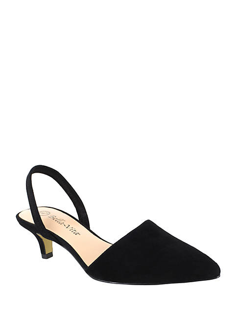 Bella-Vita Sarah Slingback Dress Heel