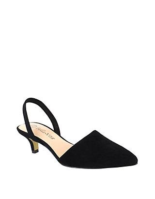 articulo Cósmico Delgado  Bella-Vita Sarah Slingback Dress Heel | belk