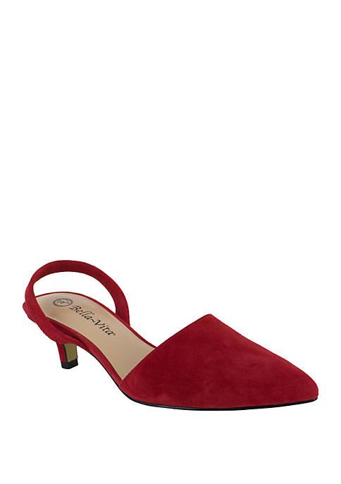 Sarah Slingback Dress Heel