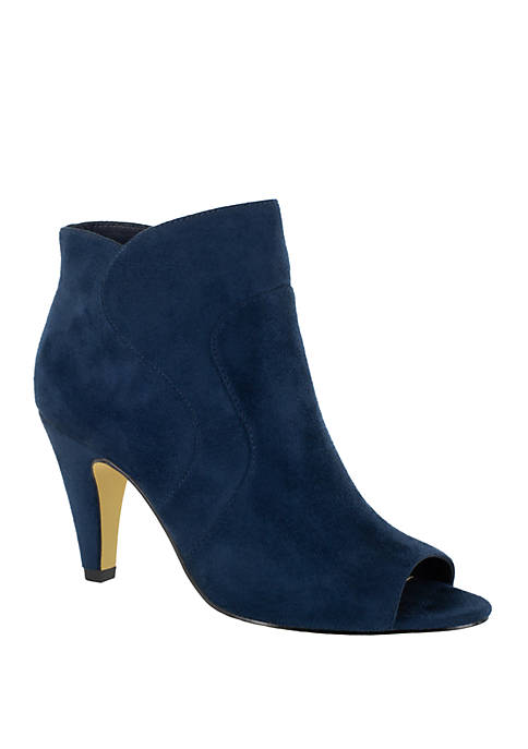 Bella-Vita Noah II Open Toe Dress Booties