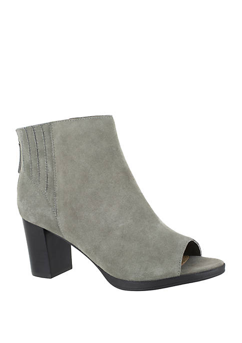 Bella-Vita Lex Open Toe Booties