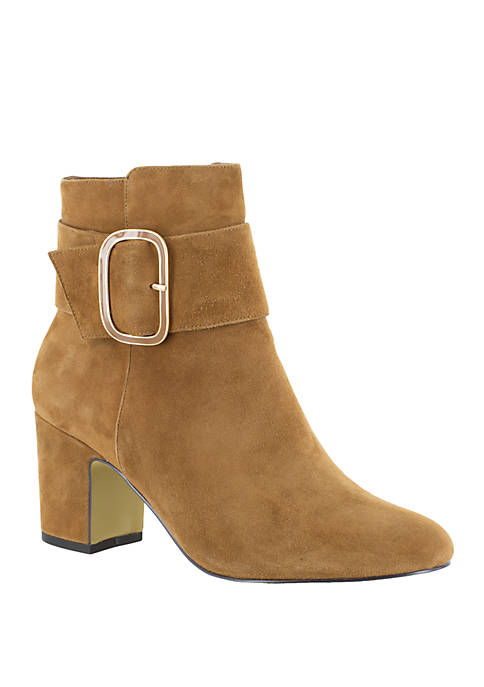 Bella-Vita Klaire Ankle Booties