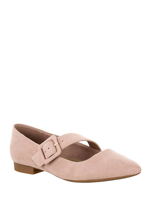 Bella-Vita Virginia II Mary Jane Flats