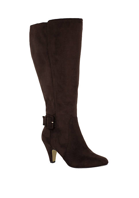Bella-Vita Troy II Plus Dress Wide Calf Boots