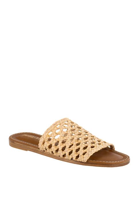 Bella-Vita Eva Italy Slide Sandals