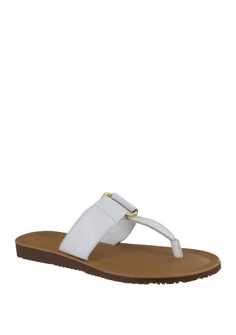 Jan Italy Thong Sandals