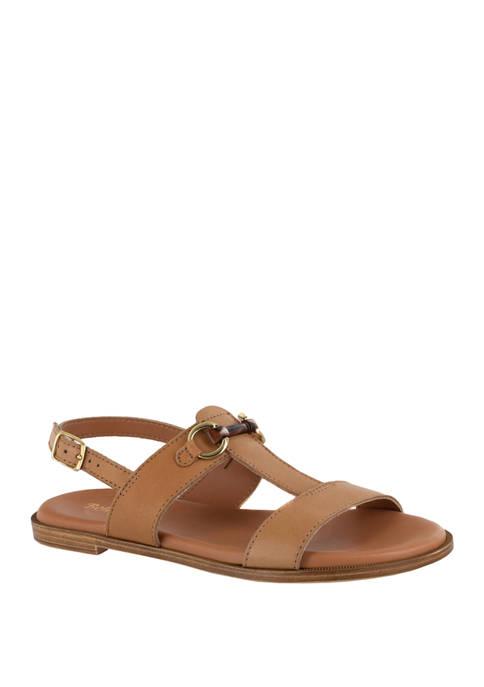 Bella-Vita Min Italy Slingback Sandals