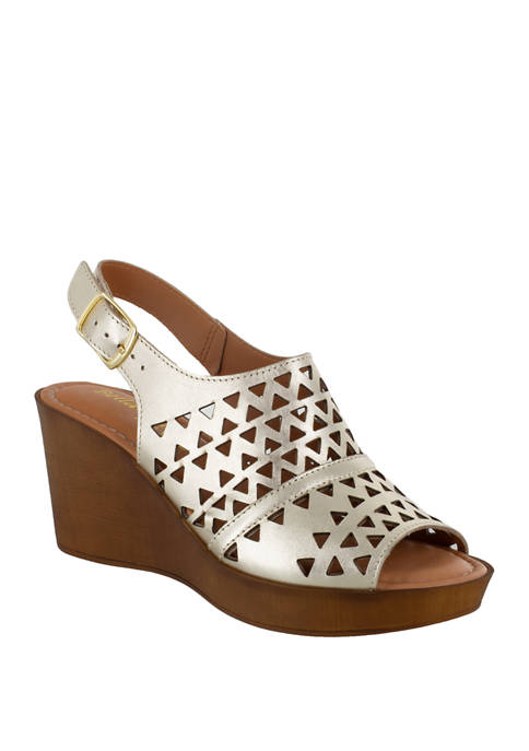 Deb Italy Wedge Sandals