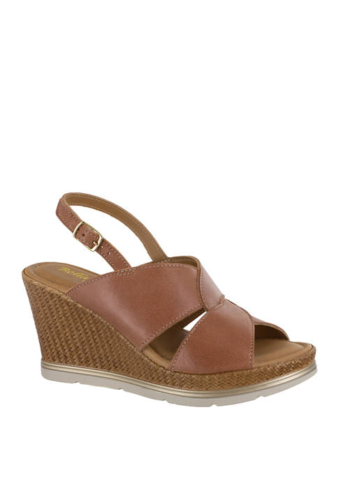 Bella-Vita Pep Italy Wedge Sandals