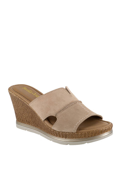 Bella-Vita Gal Italy Wedge Sandals