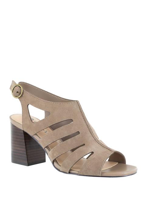 Bella-Vita Colleen Gladiator Sandals