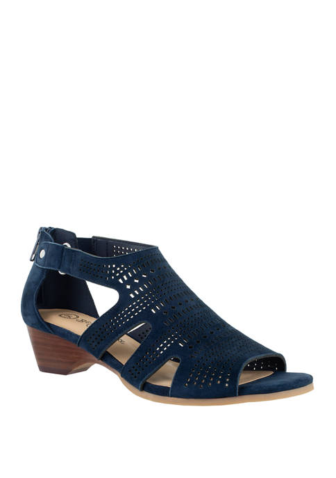 Bella-Vita Quinby Wedge Sandals