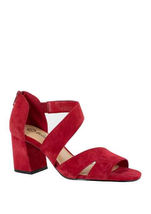 Korrine Block Heel Sandals
