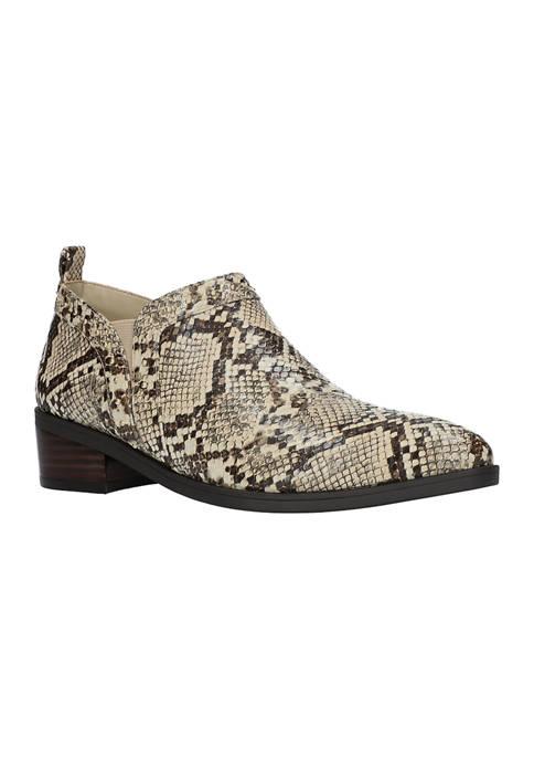 Bella-Vita Lorraine Stud Detail Ankle Boots