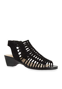 Pacey Wedge Sandal
