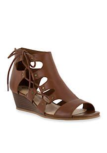 Imani Wedge Sandal