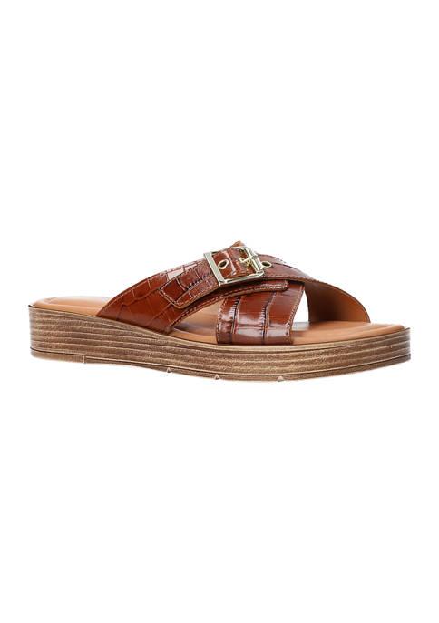 Bella-Vita Con-Italy Slide Sandals