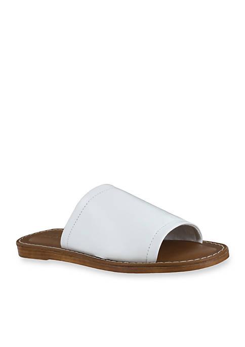 RosItaly Slide Sandal
