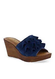 BeyItaly Wedge Sandal