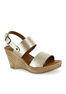 CorItaly Wedge Sandal