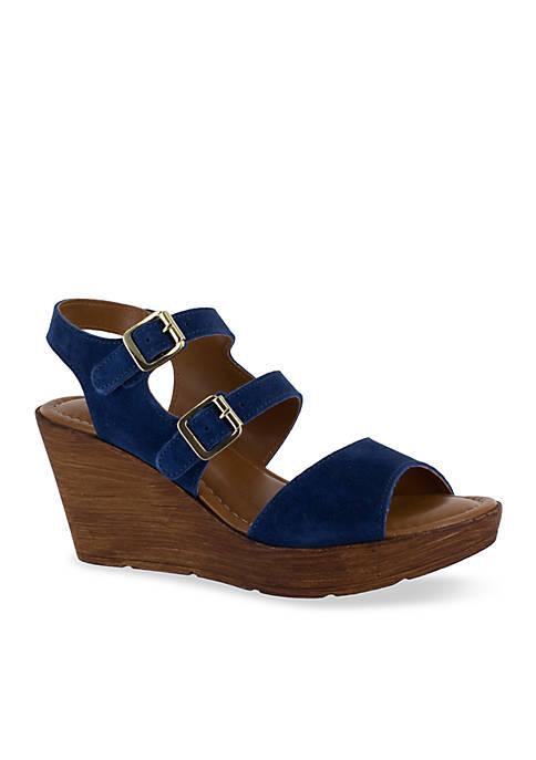 Bella-Vita AniItaly Wedge Sandal