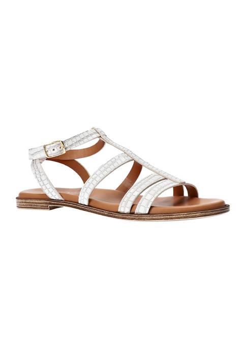 Bella-Vita Ira-Italy Flat Sandals