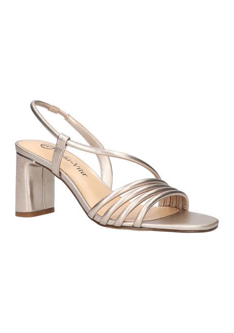 Bella-Vita Zariah Heeled Sandals