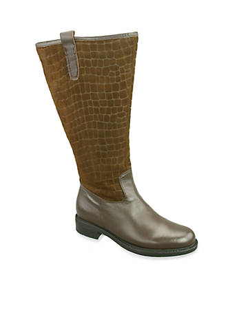 David Tate Best 20 Wide Calf Boot - Available in Extended Sizes - Online Only p9obhs2ul