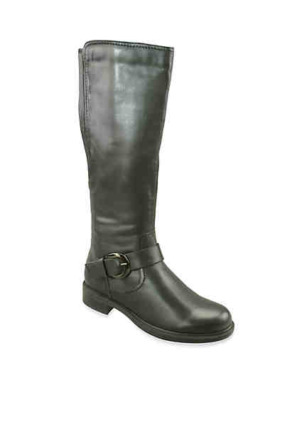 David Tate Darling 18 Wide Calf Boot - Available in Extended Sizes - Online Only RWM0s