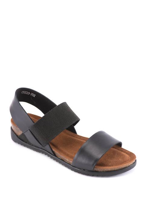 David Tate Champion Sandals