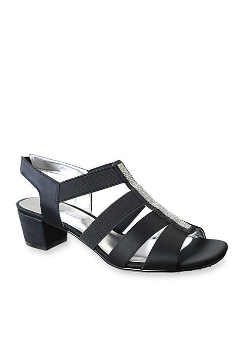 David Tate Eve Heeled Sandal