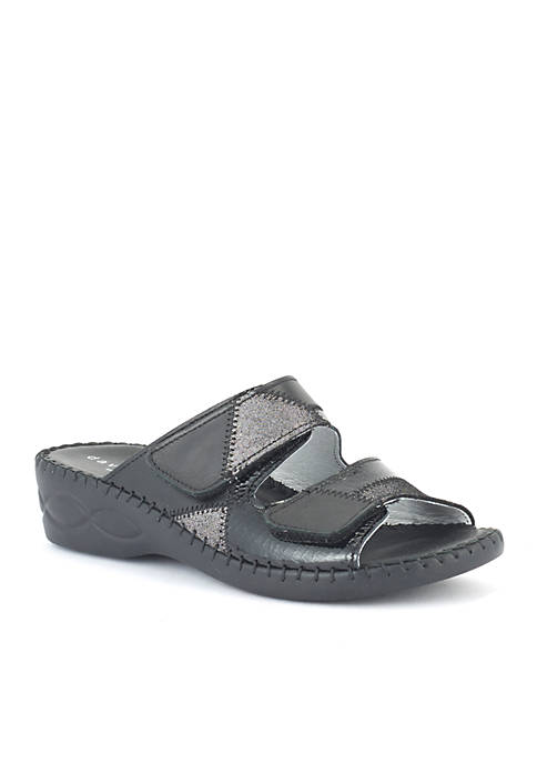 David Tate Flex Sandal