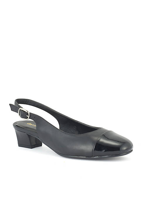 David Tate Glorious Slingback Pump