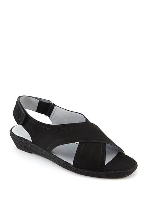 David Tate Moon Sandals