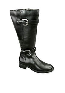 Mustang Wide Calf Boot - Available in Extended Sizes - Online Only