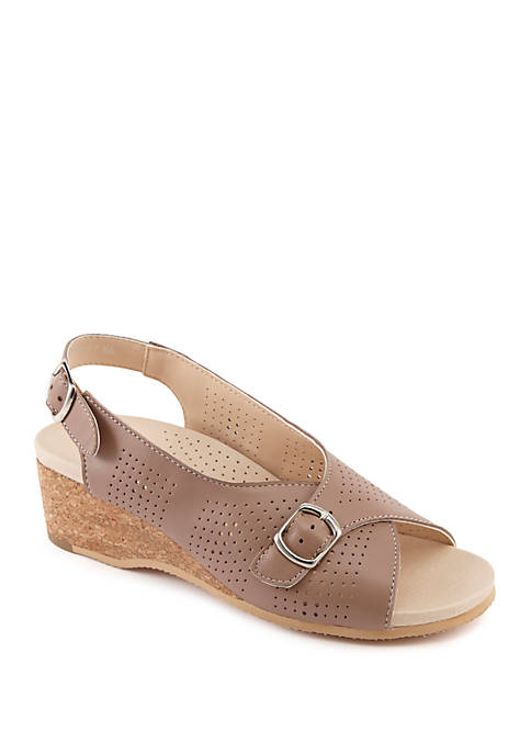 David Tate Noble Slingback Sandal