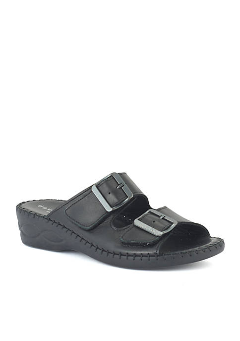 David Tate Sol Wedge Slip-On