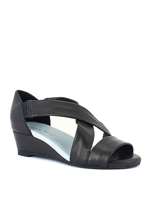 David Tate Swell Wedge Sandal