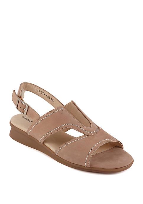 David Tate Tempt Sandals