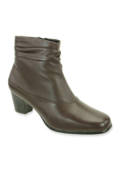 Vera Bootie - Available in Extended Sizes - Online only