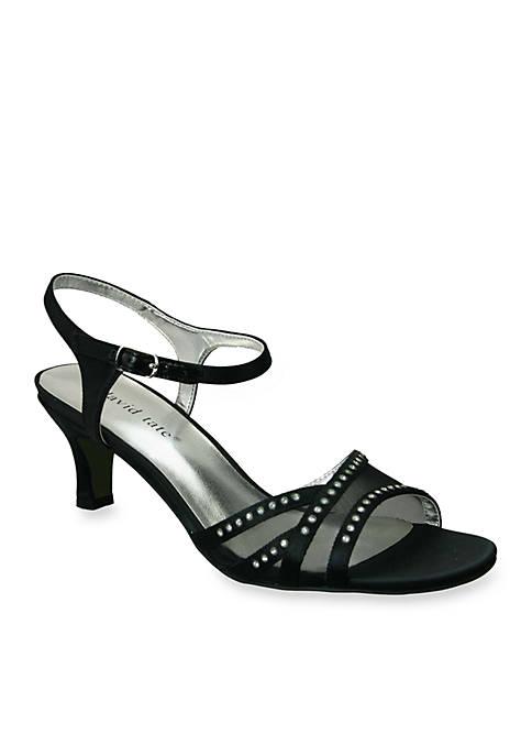 David Tate Violet Shoe