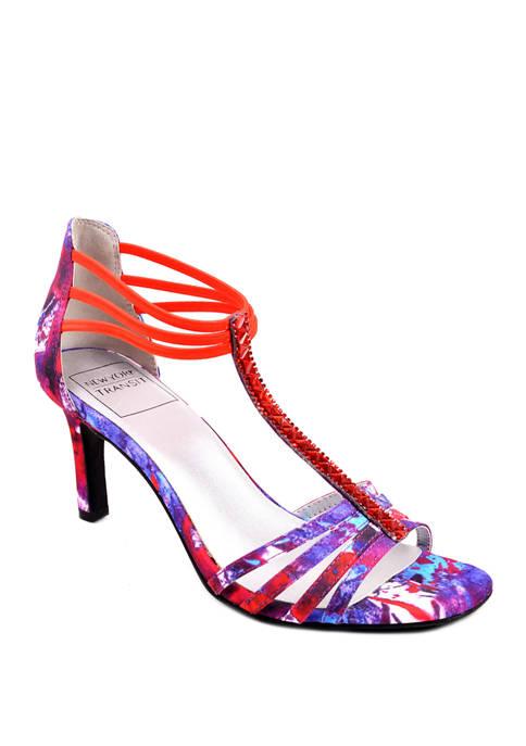 New York Transit Destiny Heel Sandals