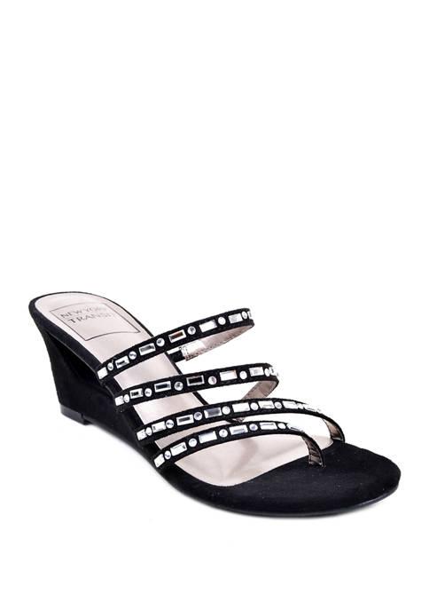 New York Transit Funlicious Sandals