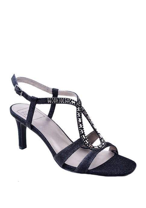 New York Transit Damaris Heel Sandals